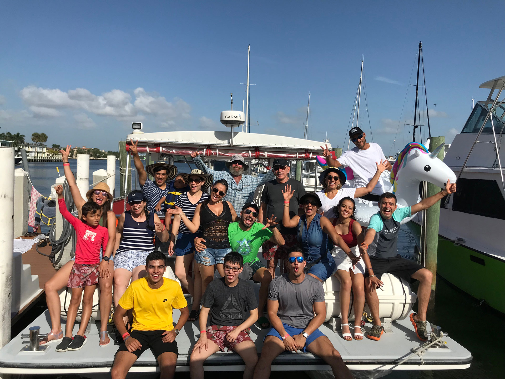 group tour Fort Lauderdale